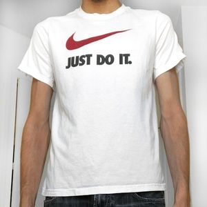 Nike Boys Just Do It Graphic Tee
